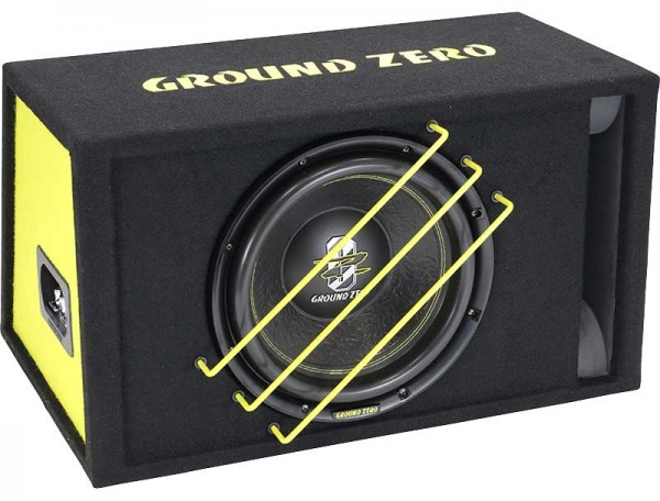 Ground Zero GZRB30SPL Subwoofer