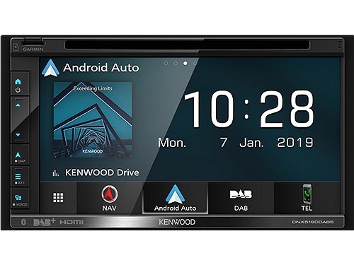 Kenwood DNX5190DABS 2-DIN Navigation