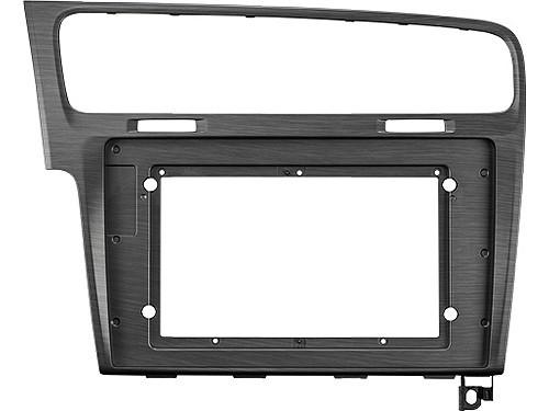 Zenec Z-F2022 VW Golf 7-Adapterrahmen für Z-E1010 grau gebürstet