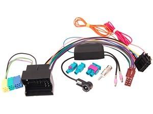 ISO-Adapter RTA 004.116-0 für Audi
