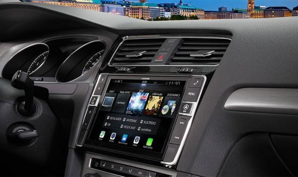 Alpine X903D-G7 Navigation für VW Golf 7