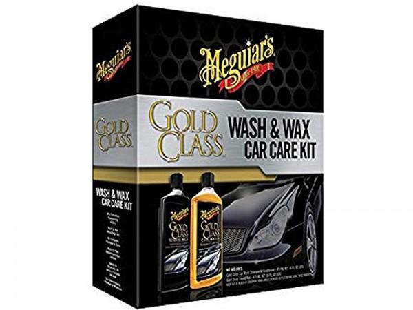 Meguiars Wash Wax Car Care Kit G9966EU