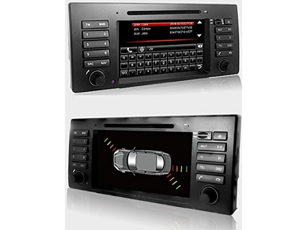 DYNAVIN Multimediagerät BMW 5er E39 N6