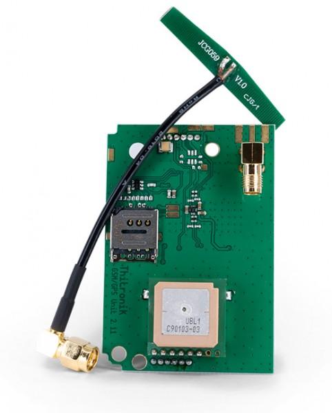 Thitronik 101012 GSM-GPS Kombimodul