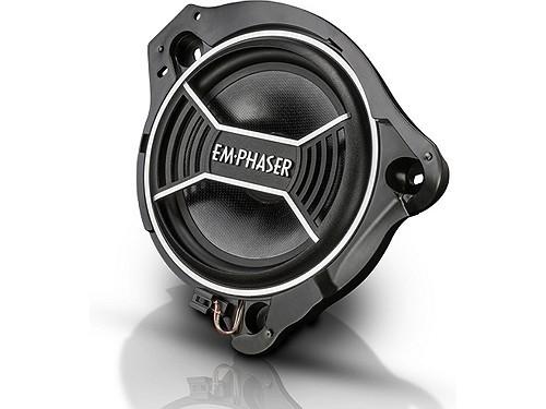 EmPhaser MBSUBL 20cm Mercedes-Subwoofer Fahrerseite