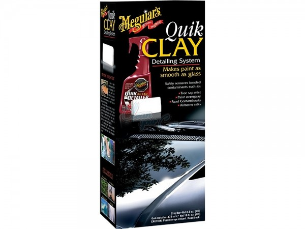 Meguiars Quick Clay Detailing System G1116EU
