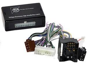 Soundsystemadapter RTA 003.112-0 Audi A3 A4