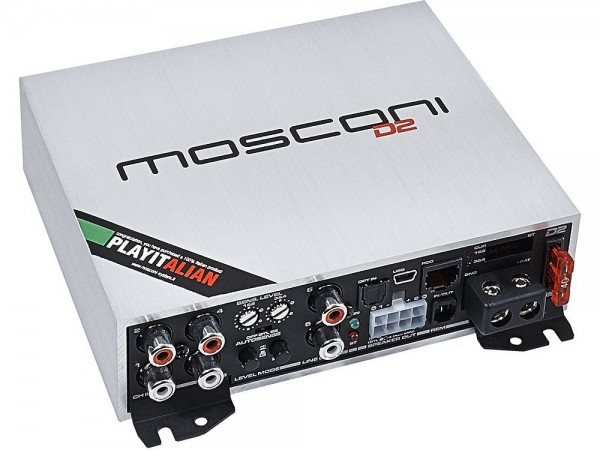 Gladen Bluetooth - Adapter für D2-DSP Serie