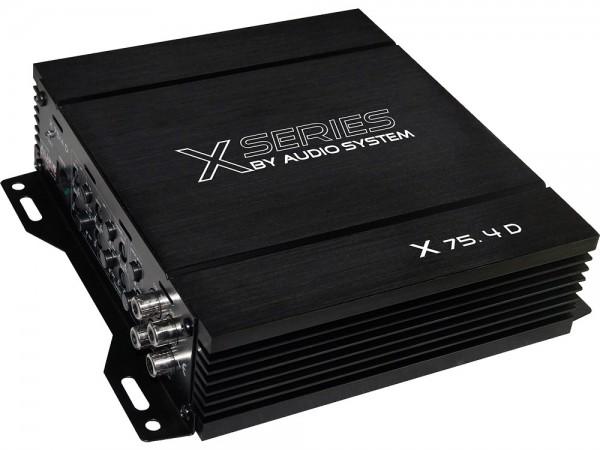 Audio-System X75.4 4-Kanal-Verstärker