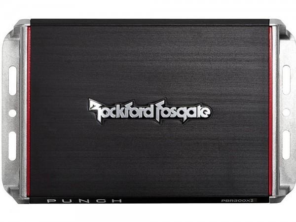 Rockford Fosgate PBR300X2 2-Kanal-Verstärker
