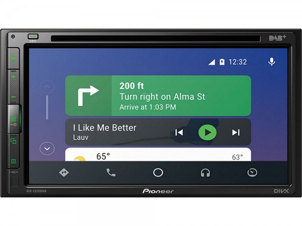 Pioneer AVH-Z5200DAB Wifi- Moniceiver